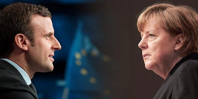 Ο γαλλογερμανικός άξονας στήνει την νέα ευρωζώνη