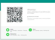 Veja como acessar o WhatsApp Web