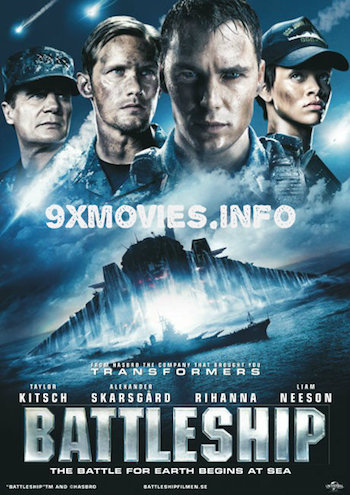 Battleship 2012 Dual Audio Hindi 720p BluRay 1GB