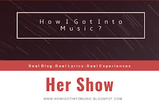 HOWIGOTINTOMUSIC New Amazing Song called Her Show By George Hentu