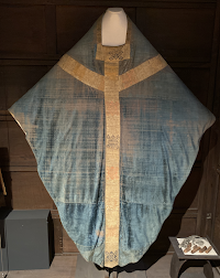 Medieval Dominican Vestments of St. Albert the Great
