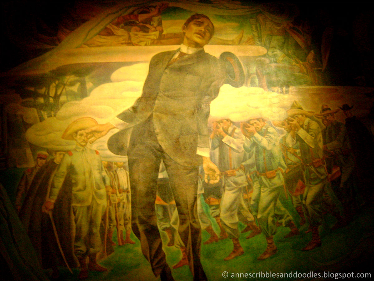Jose Rizal Museum: Execution of Rizal