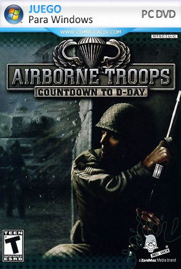 Airborne Troops Countdown to D-Day (2005) PC Full Español