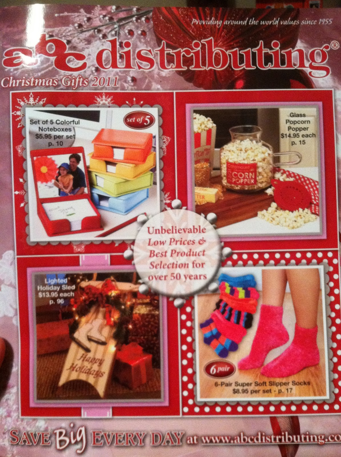 abc distributing christmas catalog 2015 pill s place september 2011 11868