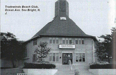 The Tradewinds club Sea Bright, New Jersey