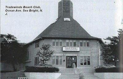 The Tradewinds club Sea Bright, New Jersey
