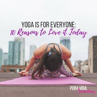 10 Reasons to Love Yoga on Pura Vida. Sometimes.