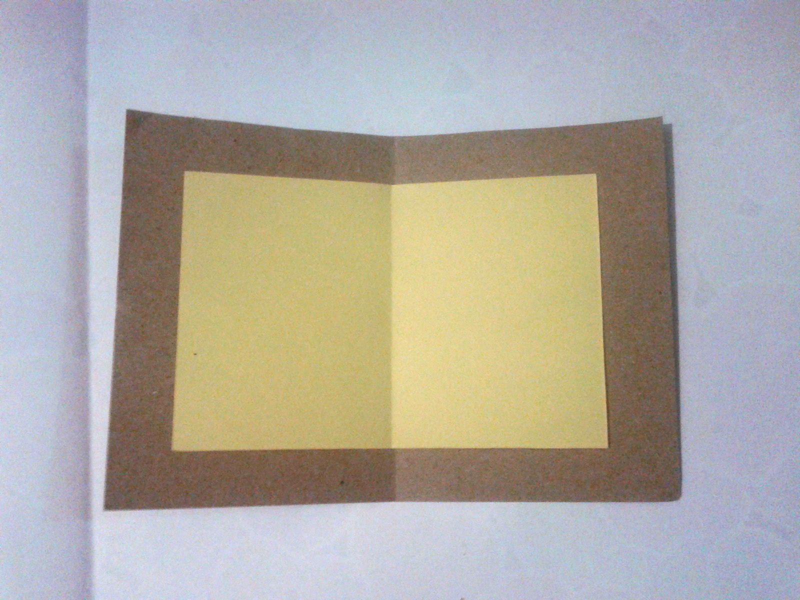 Tutorial Membuat Buku Catatan Kecil Pelangi ( Note-Book