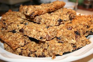 homemade granola recipe everything granola bars
