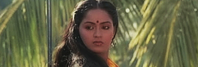 Malayalam actress Radha