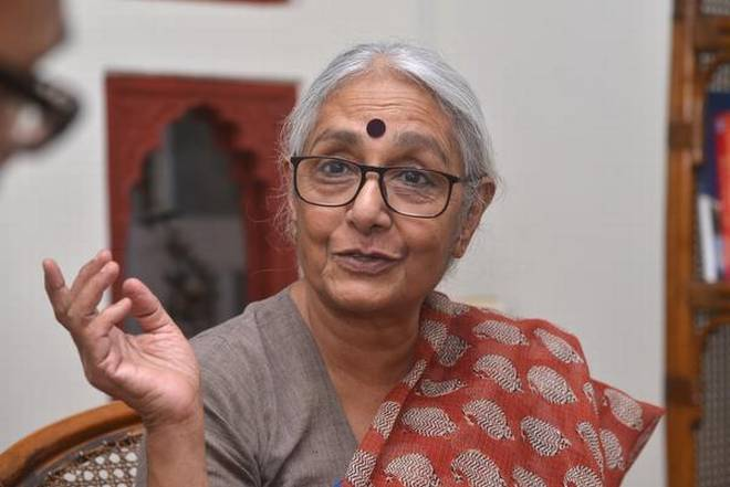 Aruna Roy Biography Remarkable Ladies Representing Changing Face of India