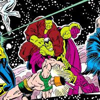Hulk y Hércules versus Drax