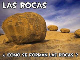 Las rocas - como se forman las rocas -foro de minerales