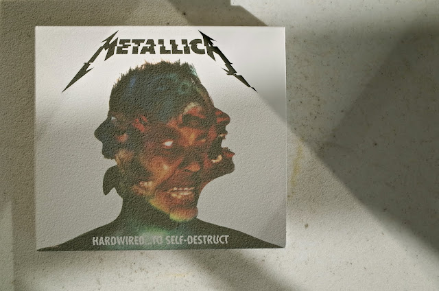 Metallica Hardwired... to Self Destruct