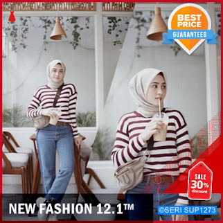 SUP1273S36 Sweater Rajut Sweater Blaster Swaeter Wanita BMGShop