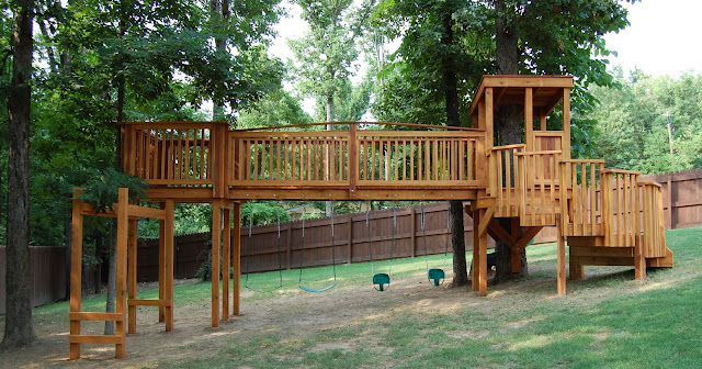 Stacey Family Treehouse