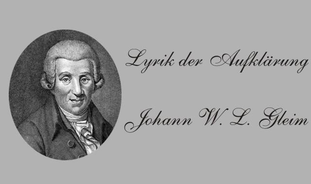 Johann Wilhelm Gleim Biografisches