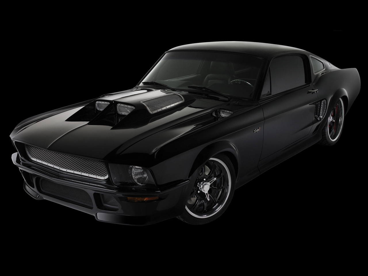 HD Wallpapers Collection: American Muscle Cars Wallpaper