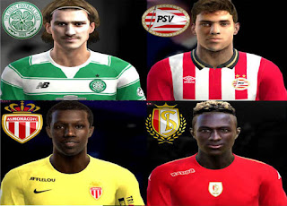 Mix Facepack v3 2016 Pes 2013 By Amunited Facemaker