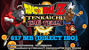 Dragon Ball Z Tenkaichi Tag Team Mod (OB3) PPSSPP For Android