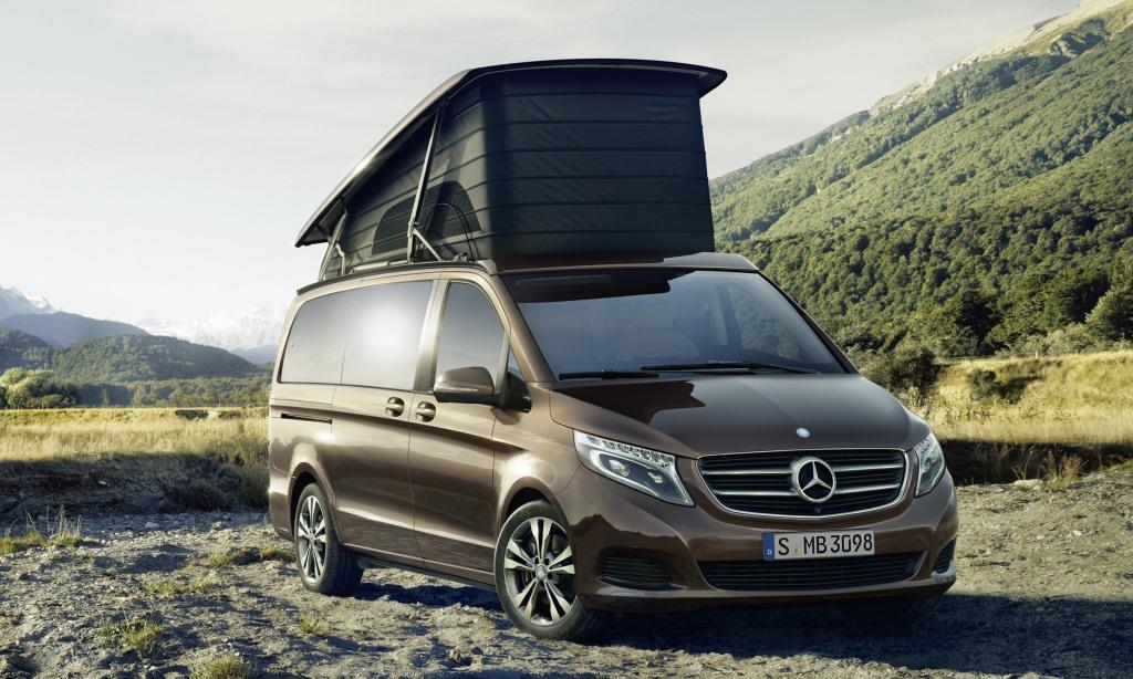 Mercedes Marco Polo Forum