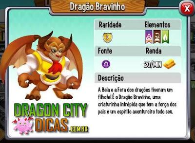 Dragão Bravinho