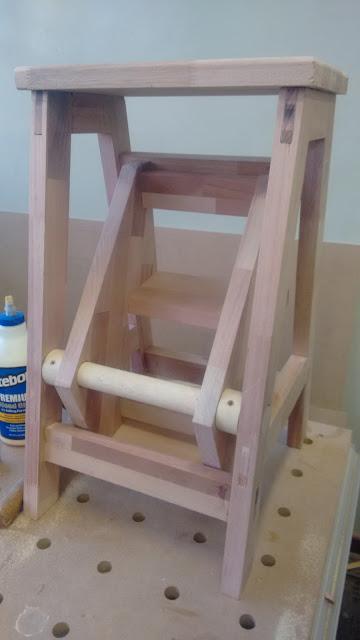 encaixes de madeira