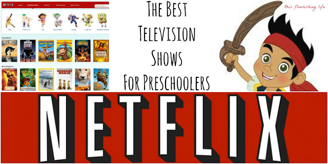 The Best Television Shows For Preschoolers On Netflix