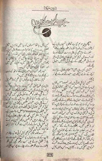 Jab saye dhaltay hain by Shaheen Malik Online Reading
