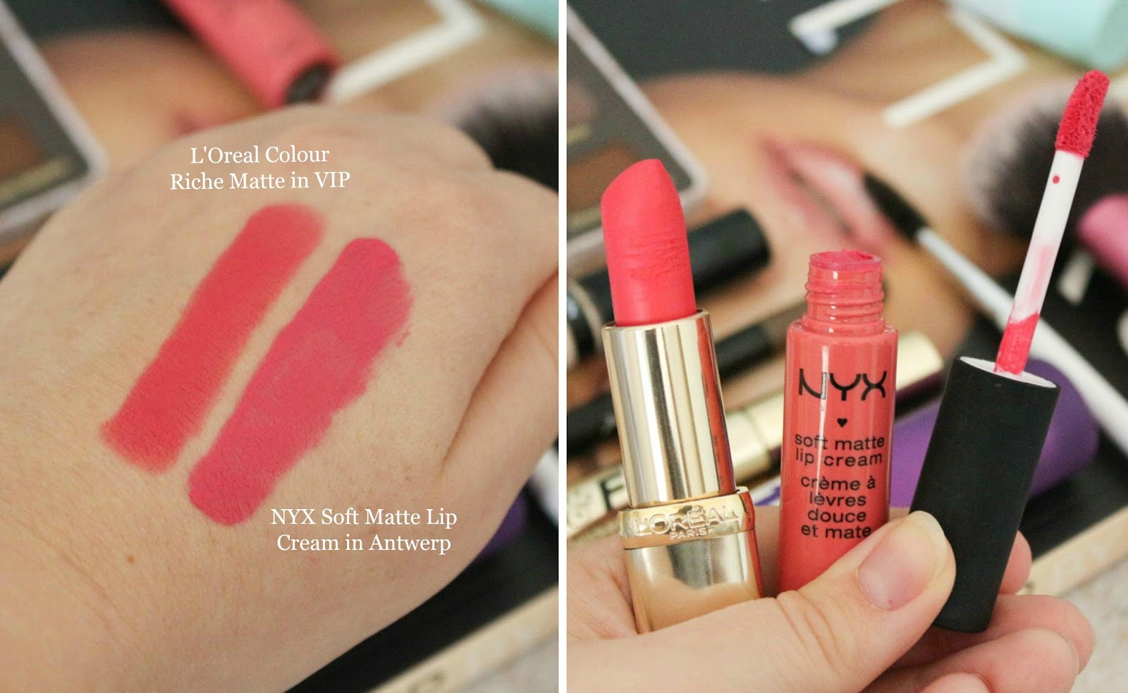 The March Makeup Menu | Cate Renée