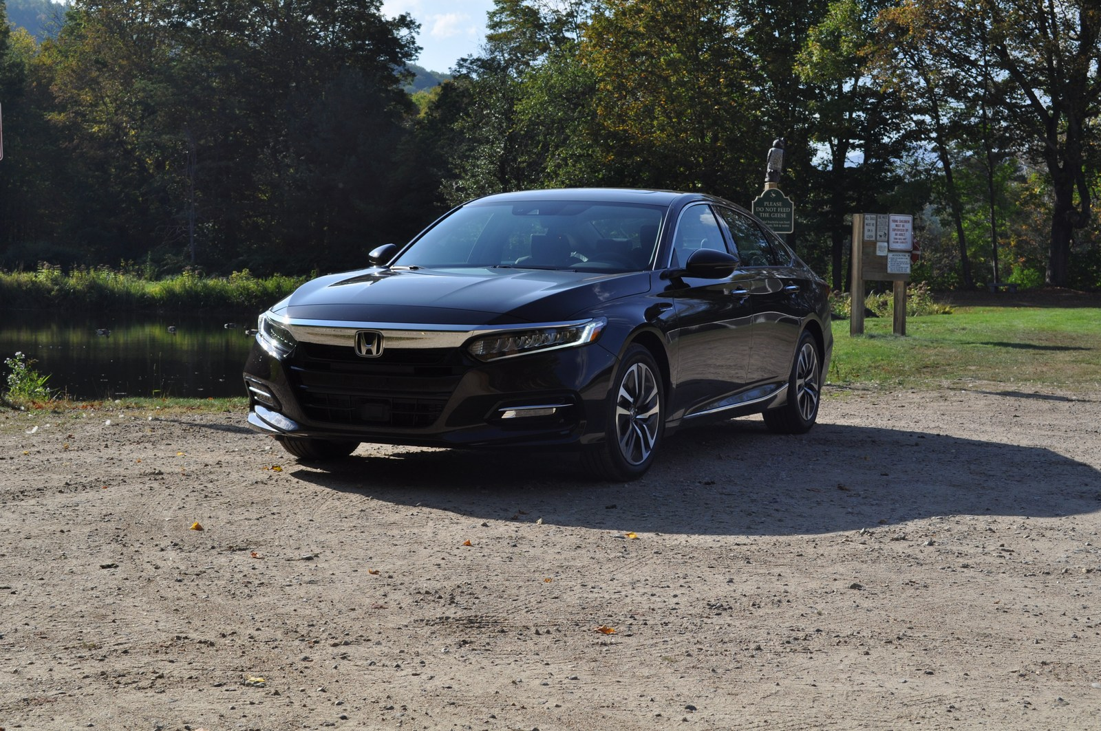 Honda Accord Hybrid Touring Video