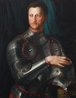 Portrait of Cosimo I, Grand Duke of Tuscany