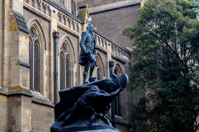 St Patrick's Cathedral @ Melbourne City (CBD), Victoria, Australia 墨尔本圣帕特里克教堂 澳洲澳大利亞 維多利亞州
