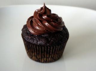 kue cupcake coklat