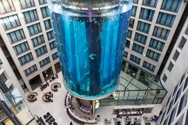 AquaDom & Sealife em Berlim