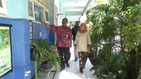 Kunjungan Kepala Cabang Dinas Pendidikan Provinsi Jawa Timur Wiilayah Kabupaten Bojonegoro