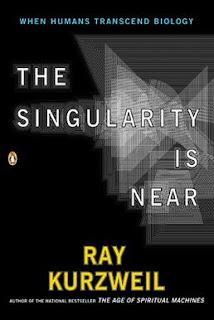 Buku The Singularity Is Near, Ray Kurzweil