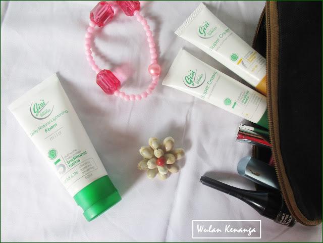 Perawatan Wajah Alami; Gizi Super Cream