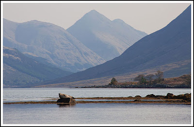 Inflatable Boat Journeys From Scotland: Loch Etive and the