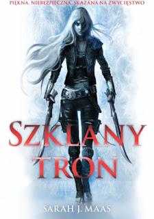 ''Szklany tron'' Sarah J. Maas