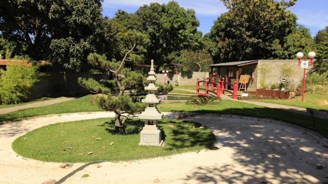 Jardim Japones Lanterna de Pedra