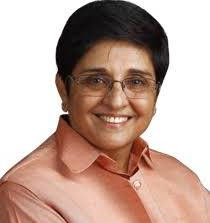 kiran bedi in hindi