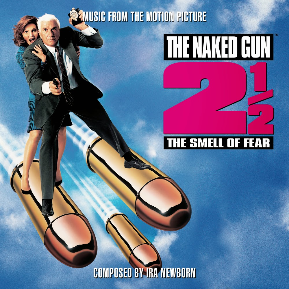 Chronological Scores  Soundtracks Naked Gun 2 12 The -8055