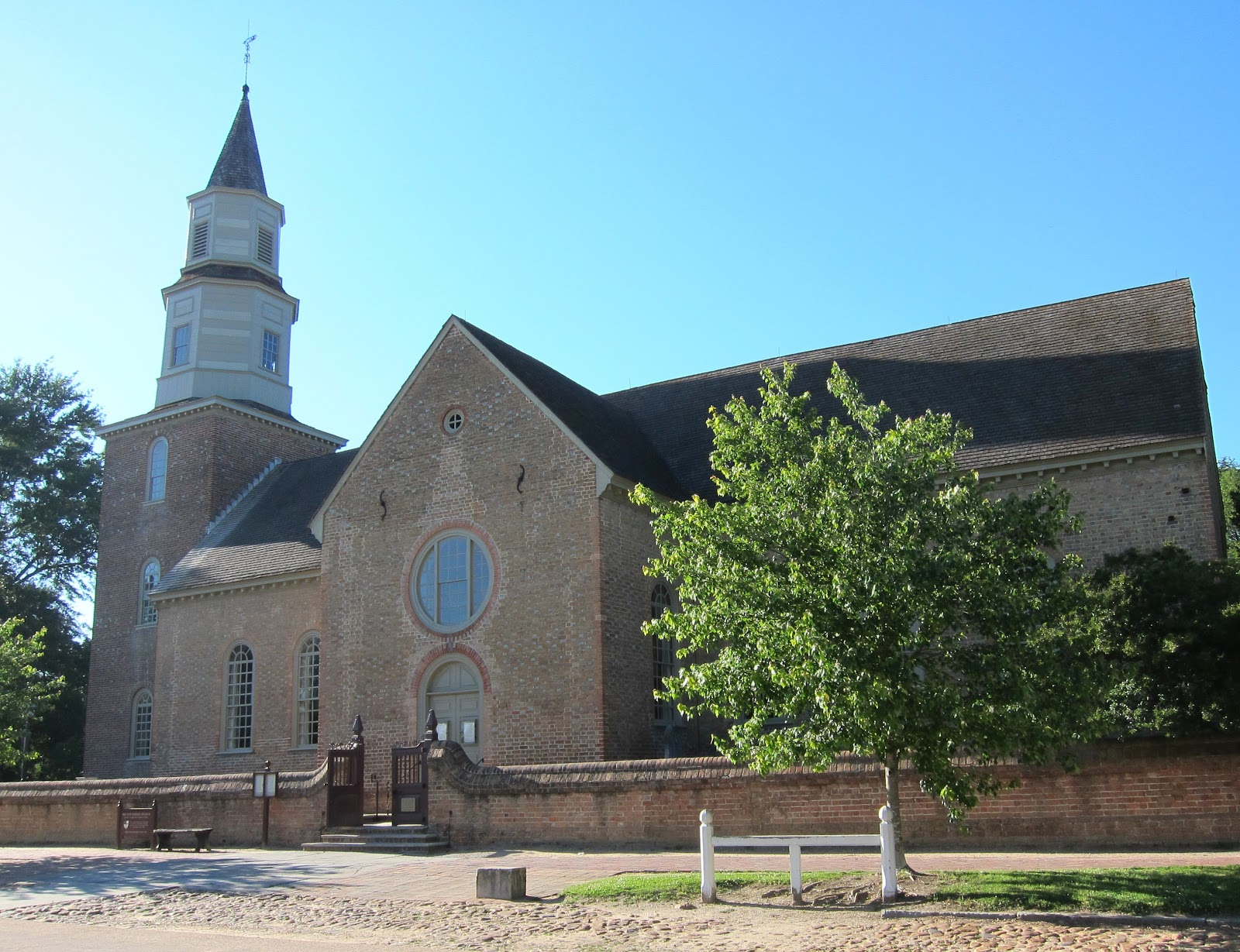 Colonial Quills: The Revolutionary War And The Anglican Church