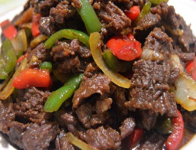 Resep Cara Memasak Daging Sapi Lada Hitam Enak