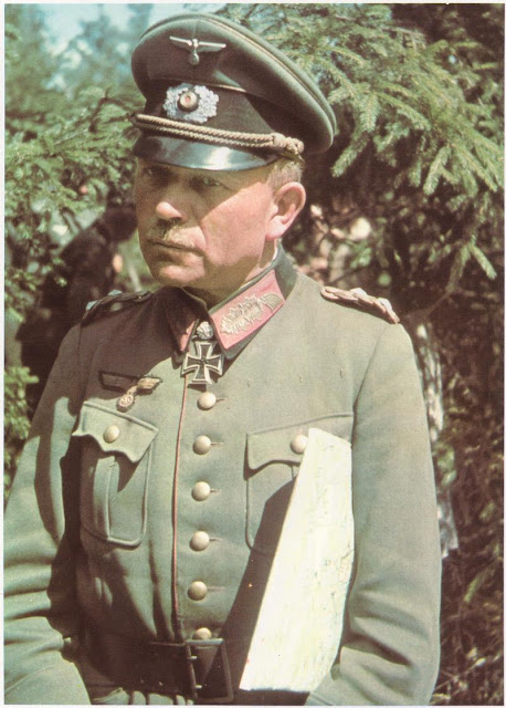 Heinz Guderian color photos World War II worldwartwo.filminspector.com