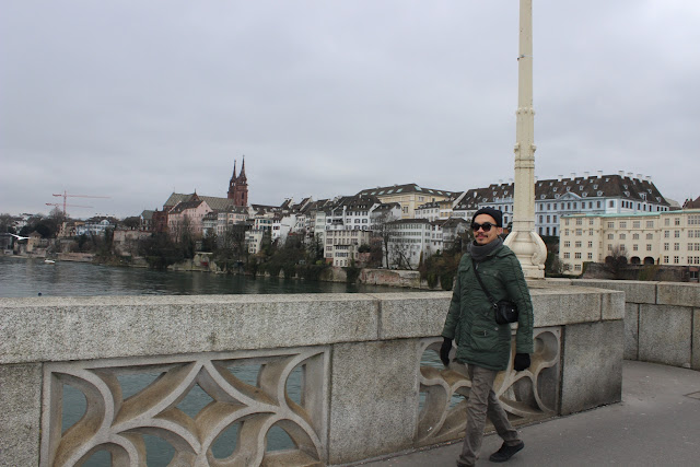 Rhein River Swiss
