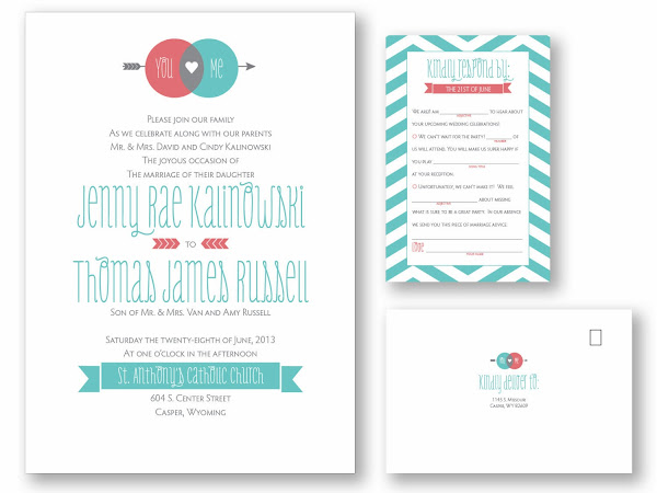 Jenny - Chevron Inspired Wedding Suite