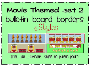 movie bulletin board borders
