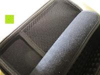 Netz: Tragbare Tragetasche Lycra EVA Spielraum-Speicher-Schutzhülle Box Bag für Bose Soundlink Mini and Soundlink mini Ⅱ Bluetooth Wireless Speaker-Black